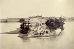 Scinde [Sind]. Sukkur on the Indus.